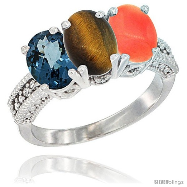 https://www.silverblings.com/68299-thickbox_default/10k-white-gold-natural-london-blue-topaz-tiger-eye-coral-ring-3-stone-oval-7x5-mm-diamond-accent.jpg