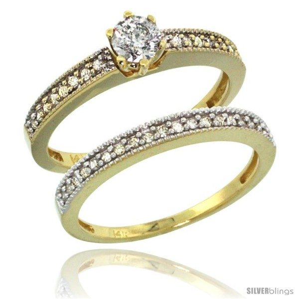 https://www.silverblings.com/68340-thickbox_default/14k-gold-2-pc-diamond-engagement-ring-set-w-0-50-carat-brilliant-cut-diamonds-1-8-in-3mm-wide.jpg