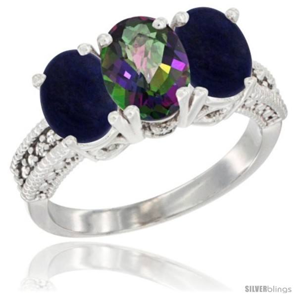 https://www.silverblings.com/69846-thickbox_default/14k-white-gold-natural-mystic-topaz-ring-lapis-3-stone-7x5-mm-oval-diamond-accent.jpg