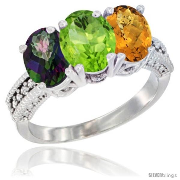 https://www.silverblings.com/69923-thickbox_default/14k-white-gold-natural-mystic-topaz-peridot-whisky-quartz-ring-3-stone-7x5-mm-oval-diamond-accent.jpg