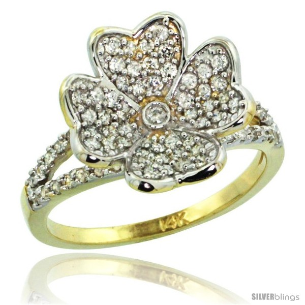 https://www.silverblings.com/70-thickbox_default/14k-gold-clover-flower-diamond-ring-w-0-61-carat-brilliant-cut-h-i-color-si1-clarity-diamonds-9-16-in-14-5mm-wide.jpg