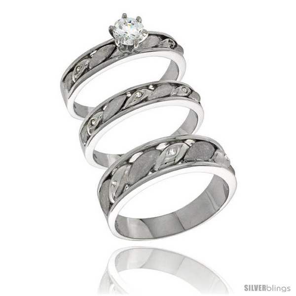 https://www.silverblings.com/70494-thickbox_default/sterling-silver-cubic-zirconia-trio-engagement-wedding-ring-set-for-him-her-mens-band-1-4-in-wide-l-5-style-agcz619w3.jpg