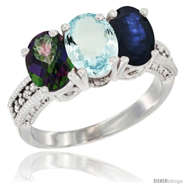 https://www.silverblings.com/71211-thickbox_default/14k-white-gold-natural-mystic-topaz-aquamarine-blue-sapphire-ring-3-stone-7x5-mm-oval-diamond-accent.jpg