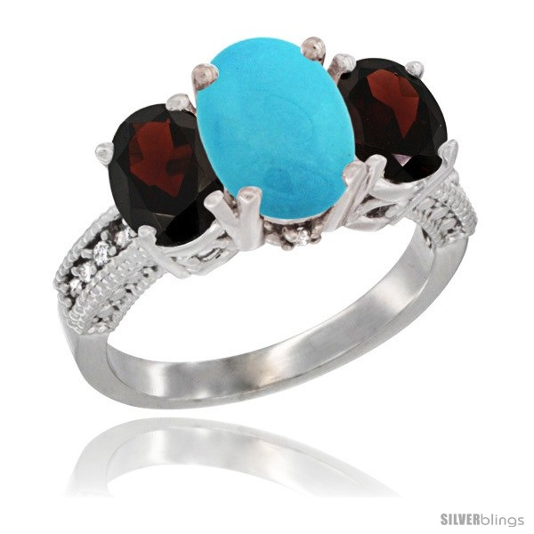 https://www.silverblings.com/71220-thickbox_default/10k-white-gold-ladies-natural-turquoise-oval-3-stone-ring-garnet-sides-diamond-accent.jpg
