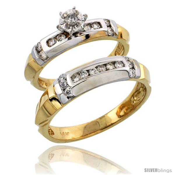 https://www.silverblings.com/7126-thickbox_default/14k-gold-2-piece-diamond-ring-set-w-rhodium-accent-engagement-ring-mans-wedding-band-w-0-44-carat-brilliant-cut.jpg
