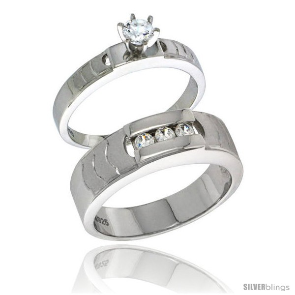 https://www.silverblings.com/71288-thickbox_default/sterling-silver-cubic-zirconia-engagement-rings-set-for-him-her-brilliant-cut-solitaire-1-4-in-wide-style-agcz623em.jpg