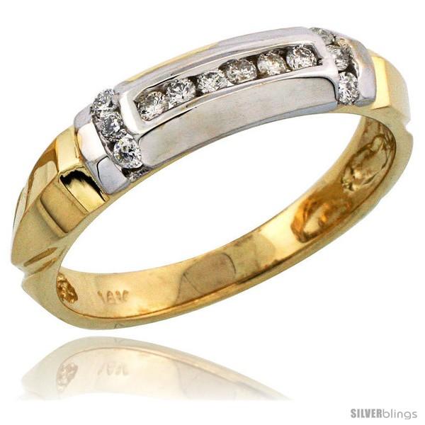 https://www.silverblings.com/7156-thickbox_default/14k-gold-mens-diamond-band-w-rhodium-accent-w-0-23-carat-brilliant-cut-diamonds-3-16-in-5mm-wide.jpg