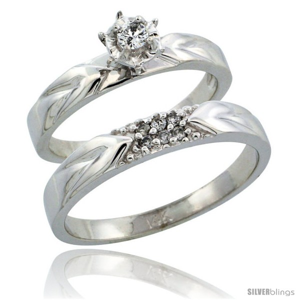 https://www.silverblings.com/71594-thickbox_default/14k-white-gold-2-piece-diamond-ring-band-set-w-rhodium-accent-engagement-ring-mans-wedding-band-w-0-13-carat.jpg