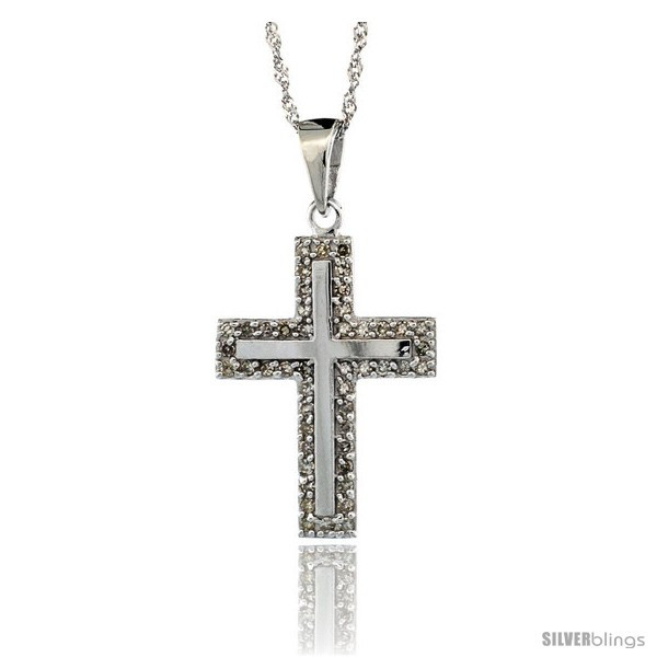 https://www.silverblings.com/72807-thickbox_default/14k-white-gold-18-in-chain-7-8-in-23mm-tall-diamond-latin-cross-pendant-w-0-28-carat-brilliant-cut-diamonds.jpg