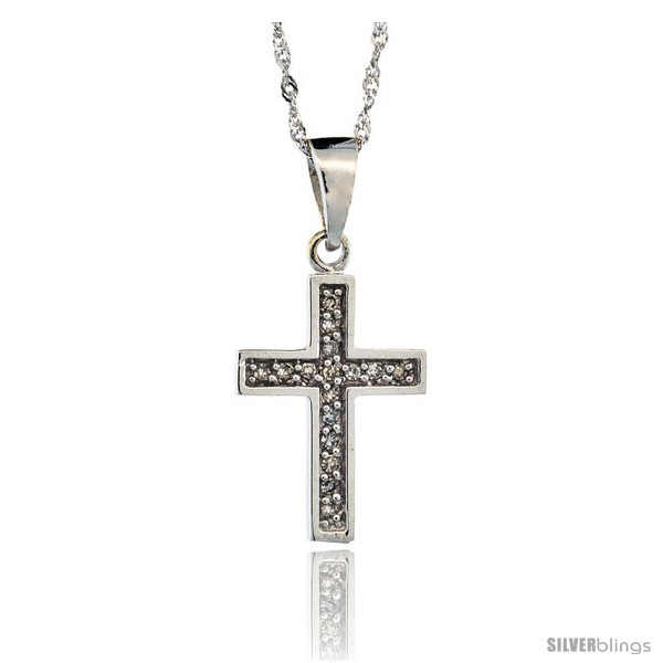 https://www.silverblings.com/72809-thickbox_default/14k-white-gold-18-in-chain-11-16-in-18mm-tall-small-diamond-latin-cross-pendant-w-0-10-carat-brilliant-cut-diamonds.jpg