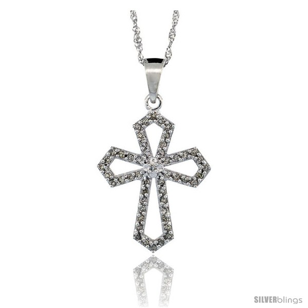 https://www.silverblings.com/72811-thickbox_default/14k-white-gold-18-in-chain-7-8-in-22mm-tall-diamond-gothic-cross-cut-out-pendant-w-0-31-carat-brilliant-cut-diamonds.jpg