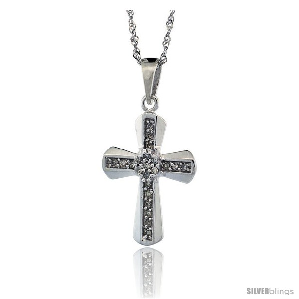 https://www.silverblings.com/72813-thickbox_default/14k-white-gold-18-in-chain-13-16-in-21mm-tall-diamond-clustered-cross-pendant-w-0-14-carat-brilliant-cut-diamonds.jpg