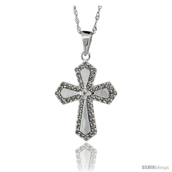 http://www.silverblings.com/72819-thickbox_default/14k-white-gold-18-in-chain-7-8-in-22mm-tall-diamond-gothic-cross-pendant-w-0-31-carat-brilliant-cut-diamonds.jpg