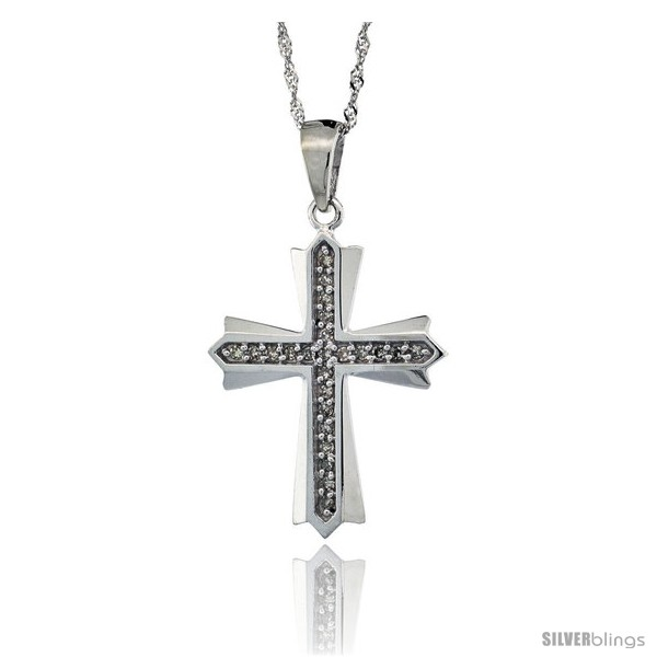 http://www.silverblings.com/72823-thickbox_default/14k-white-gold-18-in-chain-1-in-25mm-tall-diamond-cross-patonce-pendant-w-0-15-carat-brilliant-cut-diamonds.jpg
