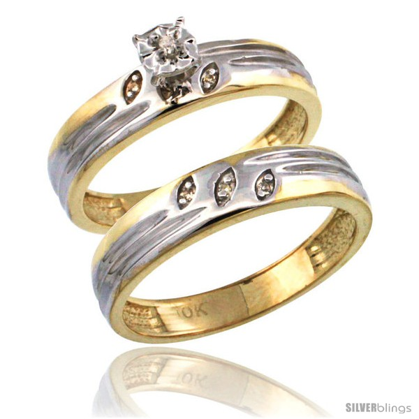 https://www.silverblings.com/7287-thickbox_default/14k-gold-2-pc-diamond-engagement-ring-set-w-0-049-carat-brilliant-cut-diamonds-5-32-in-4-5mm-wide.jpg