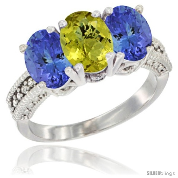 https://www.silverblings.com/72933-thickbox_default/14k-white-gold-natural-lemon-quartz-ring-tanzanite-3-stone-7x5-mm-oval-diamond-accent.jpg