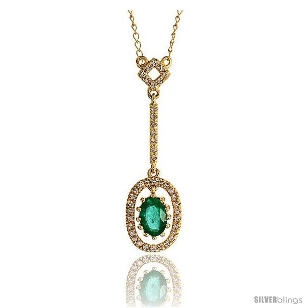 https://www.silverblings.com/72979-thickbox_default/14k-gold-18-chain-1-1-8-28mm-tall-oval-diamond-pendant-w-0-16-carat-brilliant-cut-diamonds-0-50-ca-style-plj024.jpg