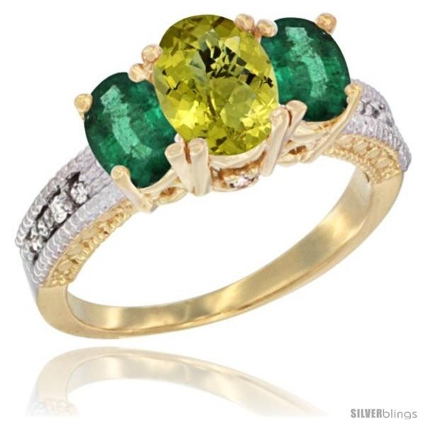 https://www.silverblings.com/73055-thickbox_default/10k-yellow-gold-ladies-oval-natural-lemon-quartz-3-stone-ring-emerald-sides-diamond-accent.jpg