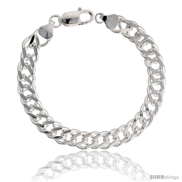 https://www.silverblings.com/7408-thickbox_default/sterling-silver-rombo-double-link-chain-necklaces-bracelets-nickel-free-9mm-wide.jpg