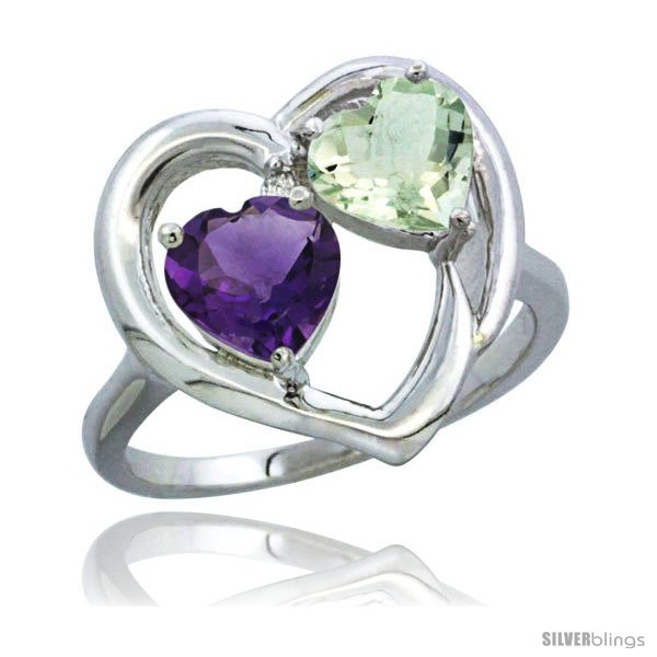https://www.silverblings.com/74323-thickbox_default/14k-white-gold-2-stone-heart-ring-6mm-natural-amethyst-green-amethyst-diamond-accent.jpg