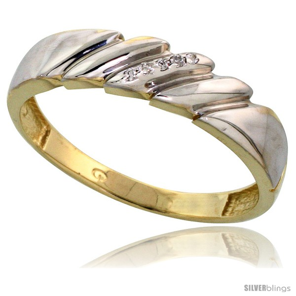 https://www.silverblings.com/75299-thickbox_default/gold-plated-sterling-silver-mens-diamond-wedding-band-3-16-in-wide-style-agy111mb.jpg
