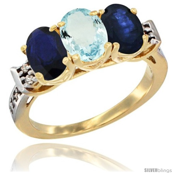 https://www.silverblings.com/75469-thickbox_default/10k-yellow-gold-natural-aquamarine-blue-sapphire-sides-ring-3-stone-oval-7x5-mm-diamond-accent.jpg