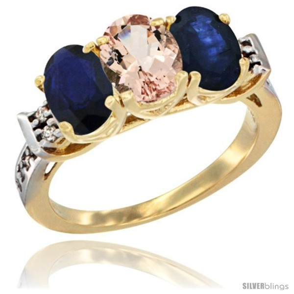 https://www.silverblings.com/75477-thickbox_default/10k-yellow-gold-natural-morganite-blue-sapphire-sides-ring-3-stone-oval-7x5-mm-diamond-accent.jpg