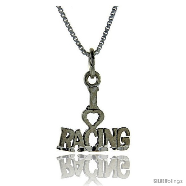 https://www.silverblings.com/75575-thickbox_default/sterling-silver-i-love-racing-1-in-wide-talking-pendant-.jpg