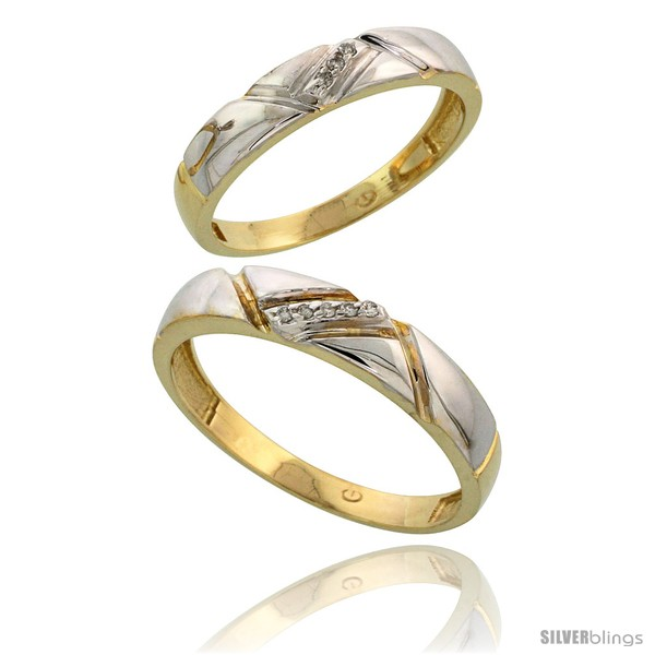 https://www.silverblings.com/75681-thickbox_default/gold-plated-sterling-silver-diamond-2-piece-wedding-ring-set-his-4-5mm-hers-4mm.jpg