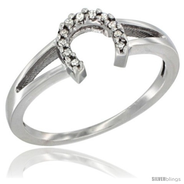 https://www.silverblings.com/75727-thickbox_default/14k-white-gold-ladies-diamond-horseshoe-ring-0-06-cttw-1-4-in-wide.jpg