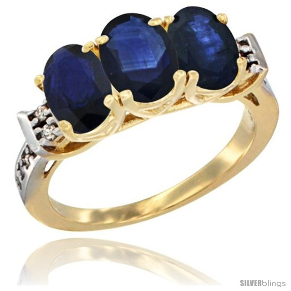 https://www.silverblings.com/75785-thickbox_default/10k-yellow-gold-natural-blue-sapphire-ring-3-stone-oval-7x5-mm-diamond-accent.jpg