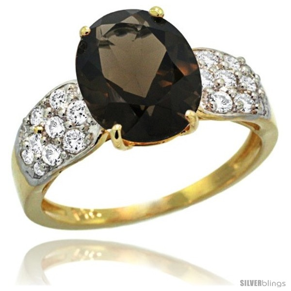 https://www.silverblings.com/75848-thickbox_default/14k-gold-natural-smoky-topaz-ring-10x8-mm-oval-shape-diamond-accent-3-8inch-wide.jpg
