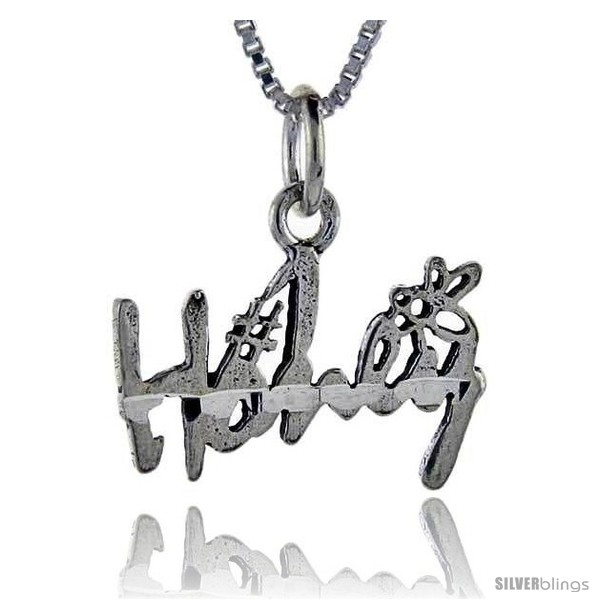 https://www.silverblings.com/75907-thickbox_default/sterling-silver-no-1-honey-talking-pendant-1-in-wide.jpg