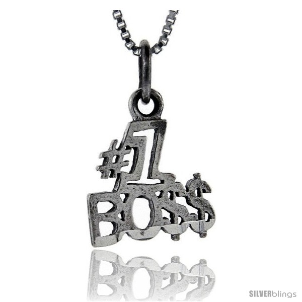 https://www.silverblings.com/75928-thickbox_default/sterling-silver-no-1-boss-talking-pendant-1-in-wide-style-pa789.jpg