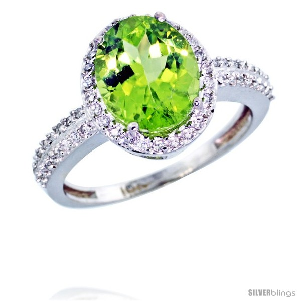 https://www.silverblings.com/76019-thickbox_default/10k-white-gold-diamond-peridot-ring-oval-stone-10x8-mm-2-4-ct-1-2-in-wide.jpg