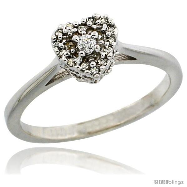 https://www.silverblings.com/76079-thickbox_default/14k-white-gold-heart-shaped-diamond-engagement-ring-w-0-086-carat-brilliant-cut-diamonds-1-4-in-6-5mm-wide.jpg