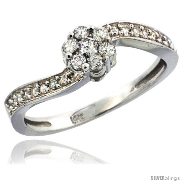 https://www.silverblings.com/76094-thickbox_default/14k-white-gold-flower-cluster-diamond-engagement-ring-w-0-28-carat-brilliant-cut-diamonds-1-4-in-6mm-wide.jpg