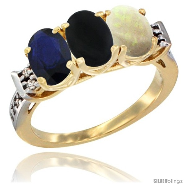 https://www.silverblings.com/76114-thickbox_default/10k-yellow-gold-natural-blue-sapphire-black-onyx-opal-ring-3-stone-oval-7x5-mm-diamond-accent.jpg