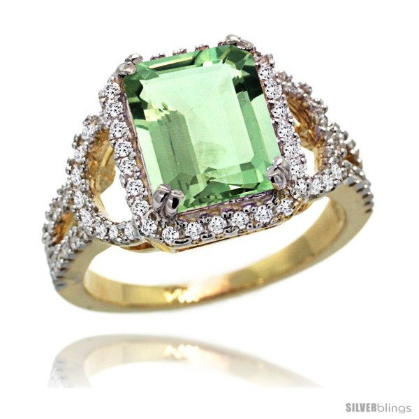 https://www.silverblings.com/76166-thickbox_default/14k-gold-natural-green-amethyst-ring-10x8-mm-emerald-shape-diamond-halo-1-2inch-wide.jpg