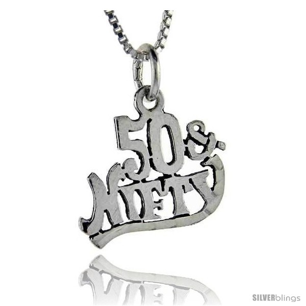 https://www.silverblings.com/76252-thickbox_default/sterling-silver-50-and-fifty-talking-pendant-1-in-wide.jpg