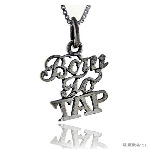 https://www.silverblings.com/76271-thickbox_default/sterling-silver-born-to-tap-talking-pendant-1-in-wide.jpg