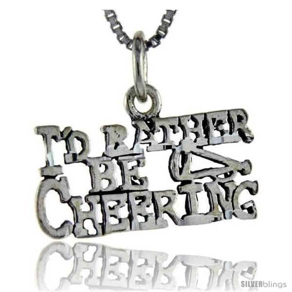 https://www.silverblings.com/76283-thickbox_default/sterling-silver-id-rather-be-cheering-talking-pendant-1-in-wide.jpg