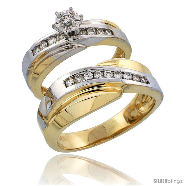 https://www.silverblings.com/7630-thickbox_default/14k-gold-2-piece-diamond-ring-set-w-rhodium-accent-engagement-ring-mans-wedding-band-w-0-36-carat-brilliant-cut.jpg