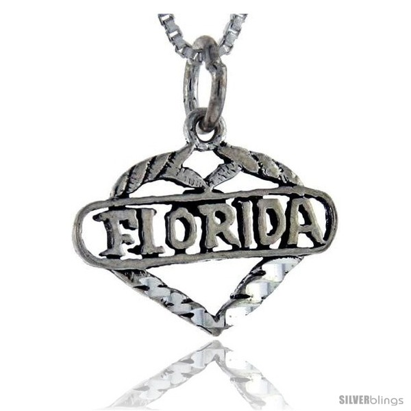 https://www.silverblings.com/76315-thickbox_default/sterling-silver-florida-talking-pendant-1-in-wide-style-pa888.jpg