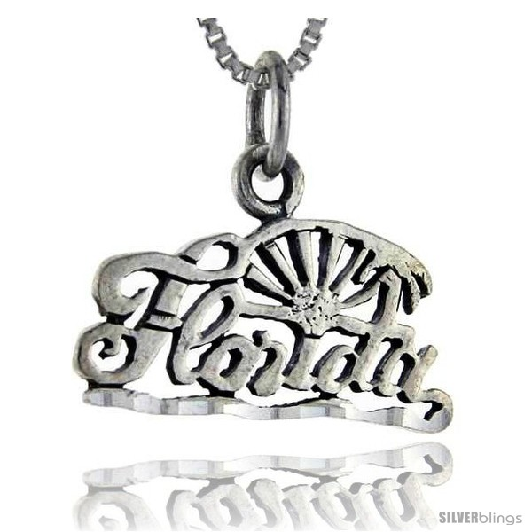 https://www.silverblings.com/76316-thickbox_default/sterling-silver-florida-talking-pendant-1-in-wide-style-pa889.jpg