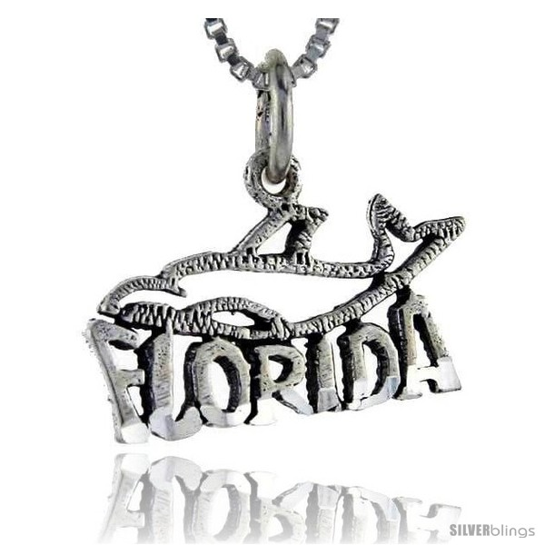 https://www.silverblings.com/76319-thickbox_default/sterling-silver-florida-talking-pendant-1-in-wide-style-pa890.jpg