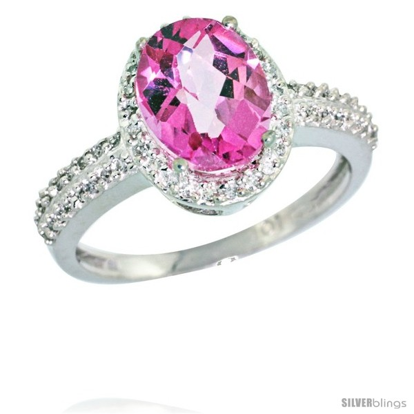 https://www.silverblings.com/76372-thickbox_default/10k-white-gold-diamond-pink-topaz-ring-oval-stone-9x7-mm-1-76-ct-1-2-in-wide.jpg
