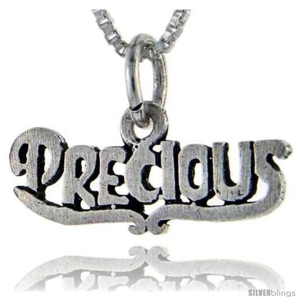 https://www.silverblings.com/76401-thickbox_default/sterling-silver-precious-talking-pendant-1-in-wide-style-pa919.jpg