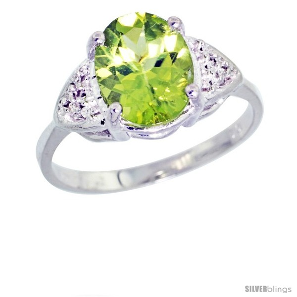 https://www.silverblings.com/76497-thickbox_default/10k-white-gold-diamond-peridot-ring-2-40-ct-oval-10x8-stone-3-8-in-wide.jpg