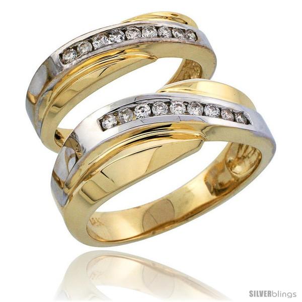 https://www.silverblings.com/7650-thickbox_default/14k-gold-2-piece-his-8mm-hers-5mm-diamond-wedding-band-set-w-rhodium-accent-w-0-32-carat-brilliant-cut-diamonds.jpg